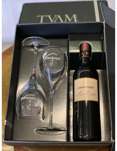 TUAM GLASS-BOX con Barone Pizzini San...